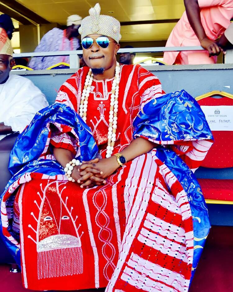 Oluwo Of Iwo To Feature On TVC National Live Television Platform. {Details}