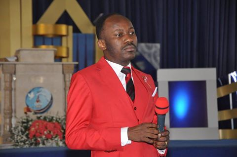 'The Pastor who pays the school fees of Poor, is Richer than Pastor who owns a private jet' – Apostle Suleiman
