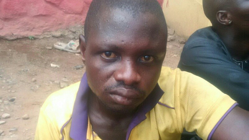 I Received N8,000 To Kill 17-Year-Old Girl For Ritual – Suspect