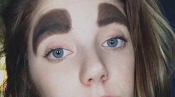 Photo News: Gallery Of The Craziest Eyebrows You Will Ever See Shared Online
