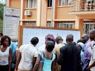 Admission Notice Board Cut-Off Marks List