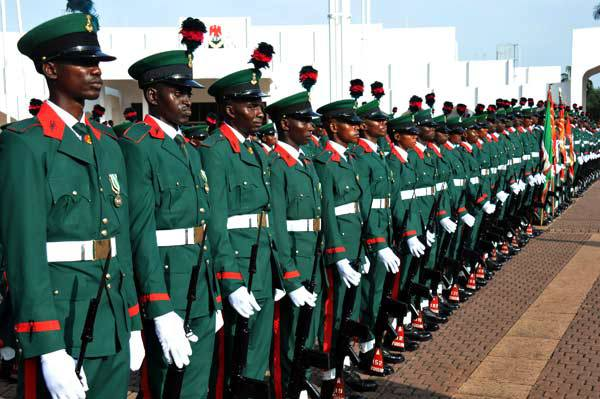 Apply For 20172018 Nigerian Army Recruitment Today Form Deadline