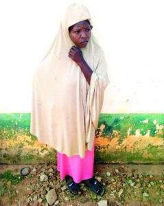 NSCDC saves 18 year old housewife from kidnappers den