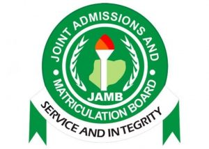 jamb Registration UTME FORM