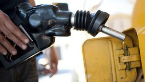 Fuel Hike Filling Station Pump Price