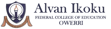 Alvan Ikoku College Of Education aifce