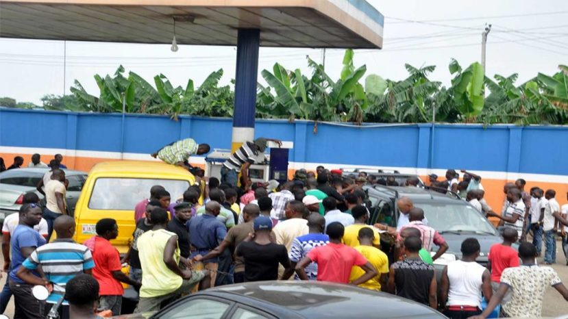 fuel Scarcity Oil