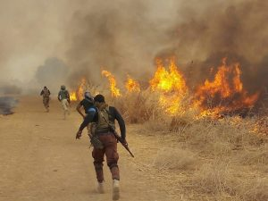 Soldiers rescue 700 farmers, fishermen from Boko Haram