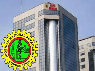 nnpc Towers Oil Fuel NNPC Logo