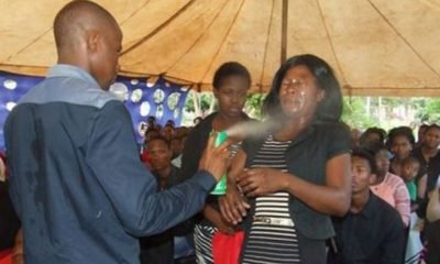 Popular Pastor found guilty of spraying followers with insecticide