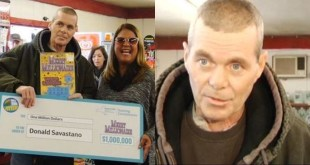 Man Dies From Cancer 3 Weeks After Winning $1Million Jackpot