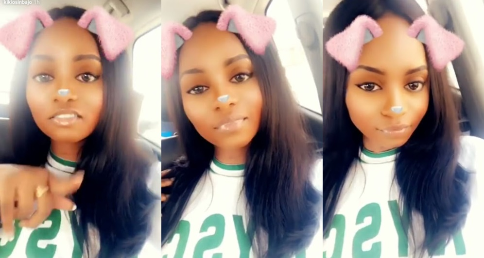 Vice President Daughter, Kiki Osinbajo Pictured In Her NYSC Uniform