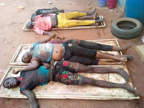 6-man-kidnap-gang-gunned-down-by-police-in-agbor-delta-state