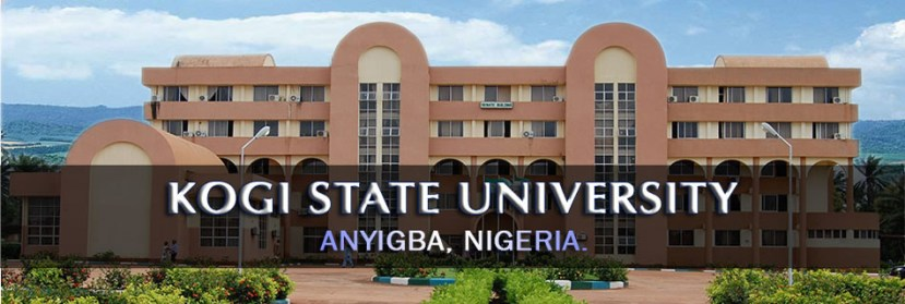 Kogi State University, KSU departmental cut off mark for 2018/2019