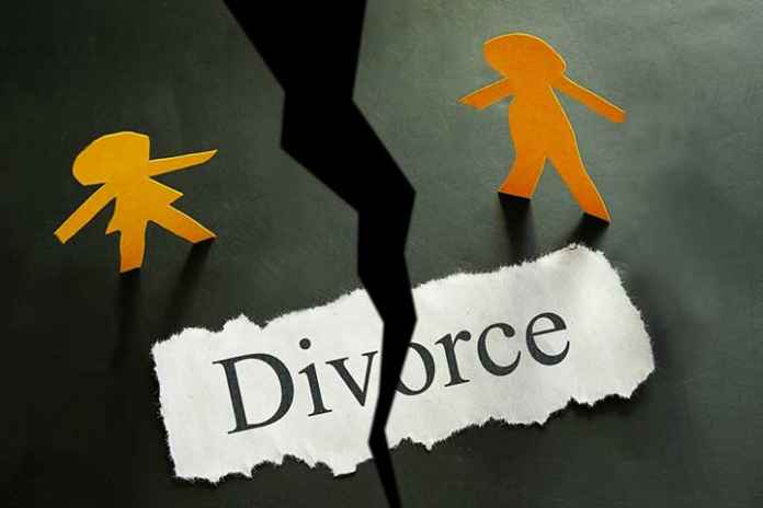Divorce Marriage Husband And Wife