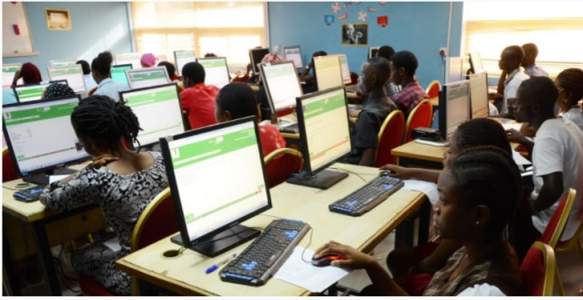 JAMB Post UTME ICT Computer centres