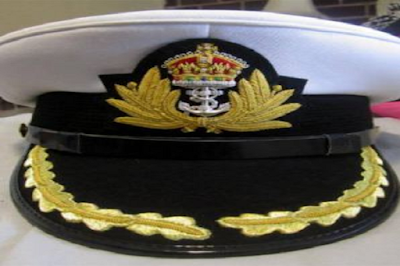 Nigerian Navy Uniform Cap
