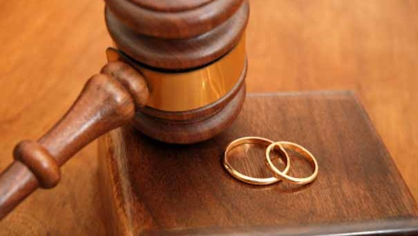 Court Hammer Gavel Wedding Ring
