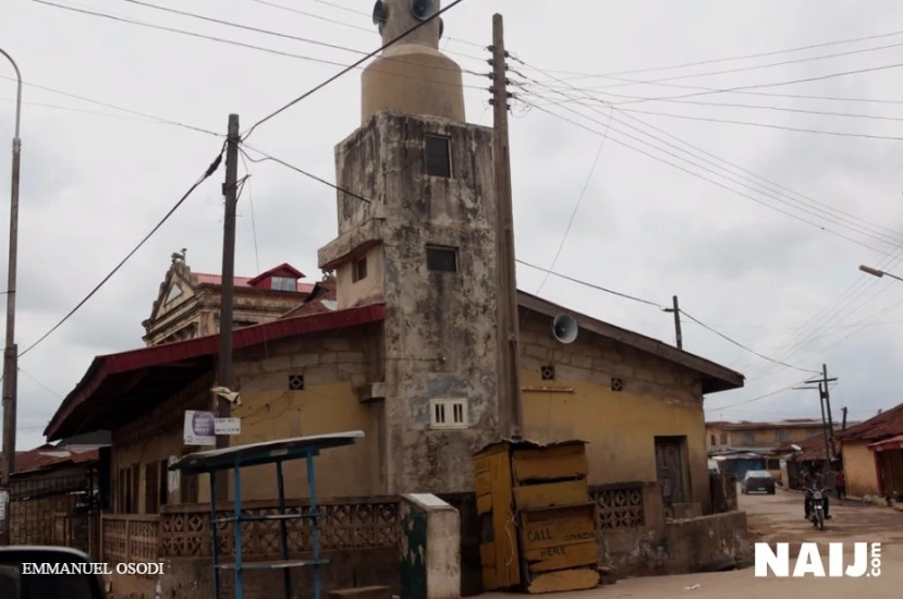 Photos Of Ancient Structures In Ile Ife
