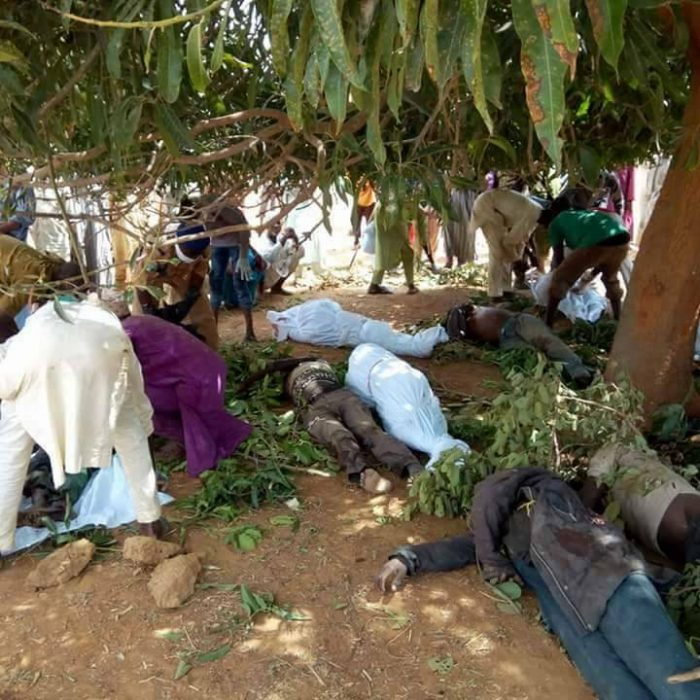 SO SAD: Gunmen Open Fire On Villagers In Zamfara, Over 26 People Killed (Graphic Photos)
