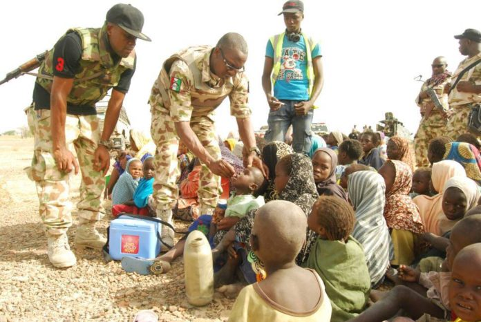 Army IDP again-naf-provides-medical-services-to-idps-in-maiduguri-696x466