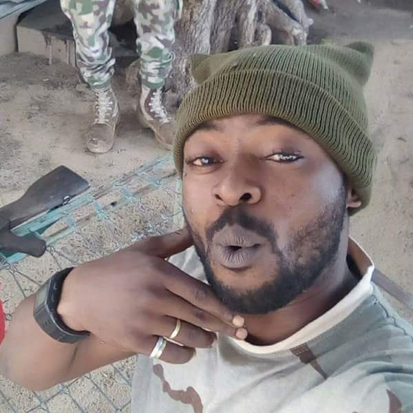Boko Haram Kills Nigerian Soldier, Billy In Borno (photos)