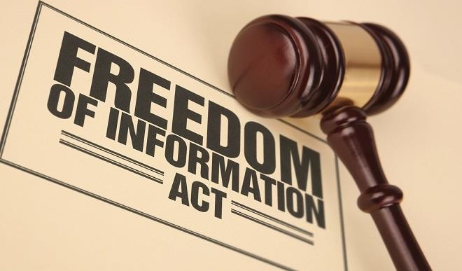 FOI freedom of information act  Gavel Court