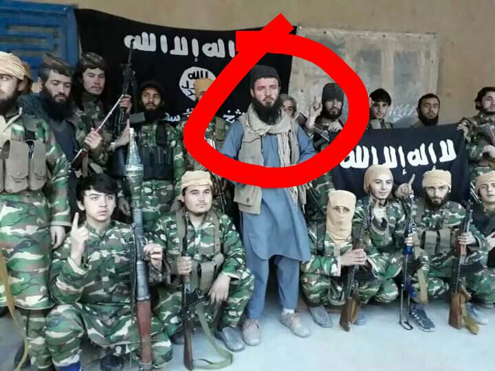 ISIS Leader, Qari Hekmat Is Dead (Pictures)