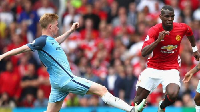 Paul Pogba kdb Sports