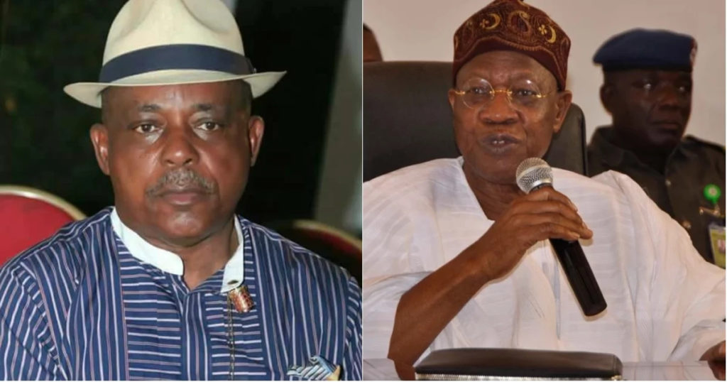 Looters List Court Grants Secondus Leave To Summon Lai Mohammed, FG
