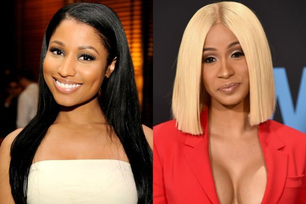 Nicki Minaj Reveals Cardi B Hurt