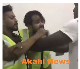 Nigerian Man Fights Two Fake Malaysian Immigration Officers