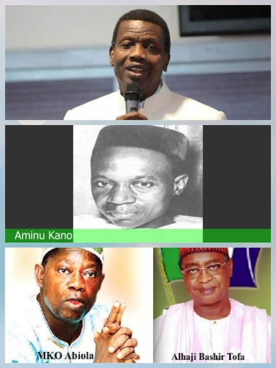 pastor-adeboye-abiola-tofa-aminu-kano-june-12-election-what-god-told-me