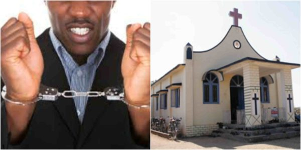 Pastor arrested for using teachers_ N5million cooperative fund for church