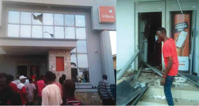Bank CCTV Offa Robbery Attack: CCTV Footage Of How Gunmen Attacked Surfaces