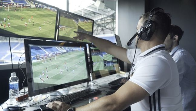 Sports Match Commentators VAR Premier League clubs