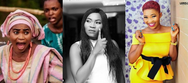 9 THINGS YOU PROBABLY DON'T KNOW ABOUT ACTRESS-PRODUCER, YEWANDE ADEKOYA