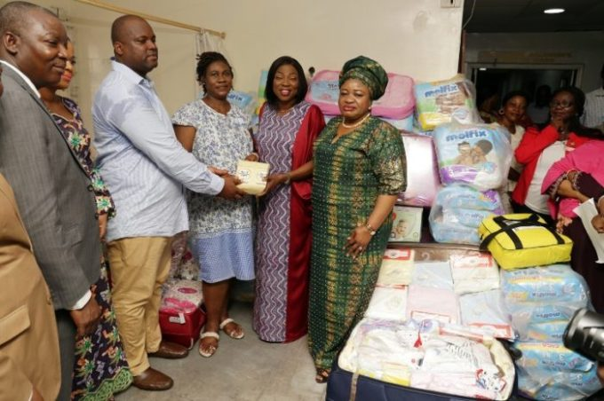 Bolanle Ambode's Wife Lagos First Lady