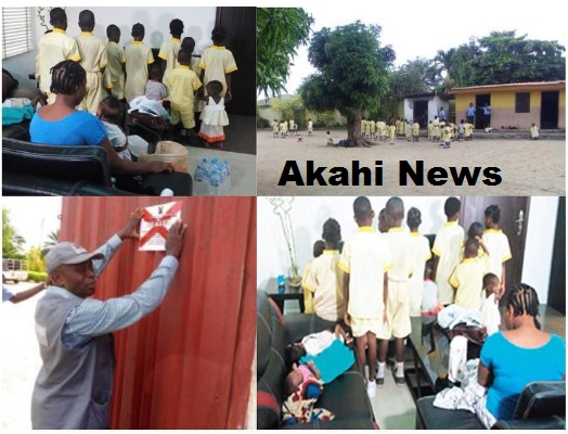 Lagos Busts Illegal Orphanage Home, Rescues 24 Children