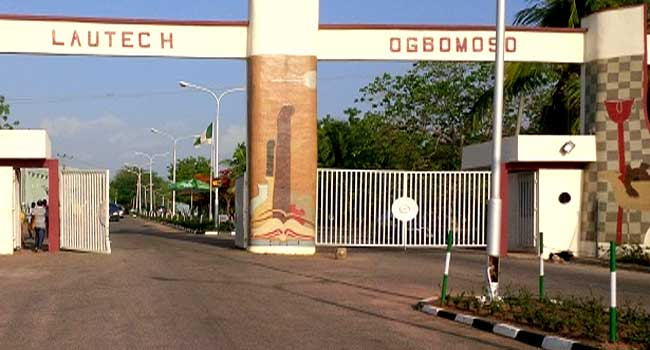 LAUTECH Main GATE