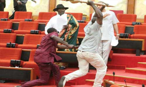 Mace Theft: National Assembly Committee Summons Omo-Agege, Ndume