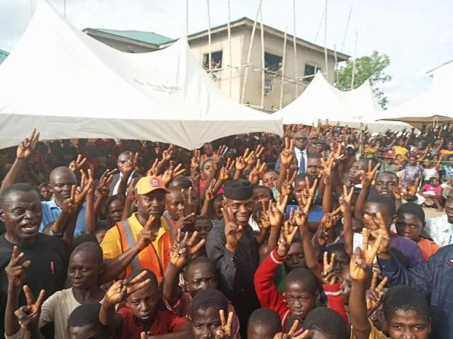 Osinbajo In Benue IDP