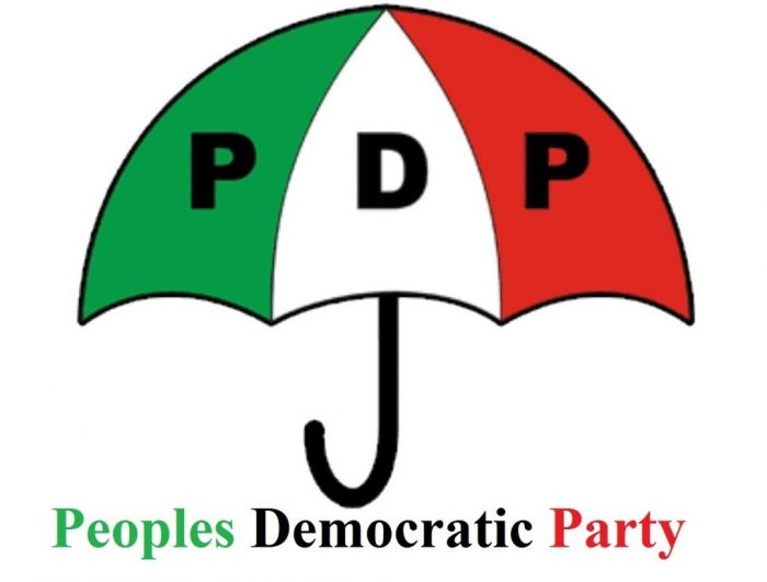 PDP peoples democratic party pdp