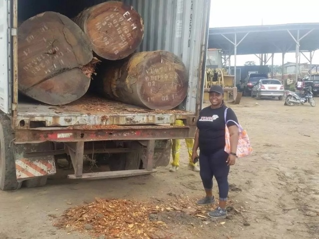Meet Nigerian woman who quit banking for farming