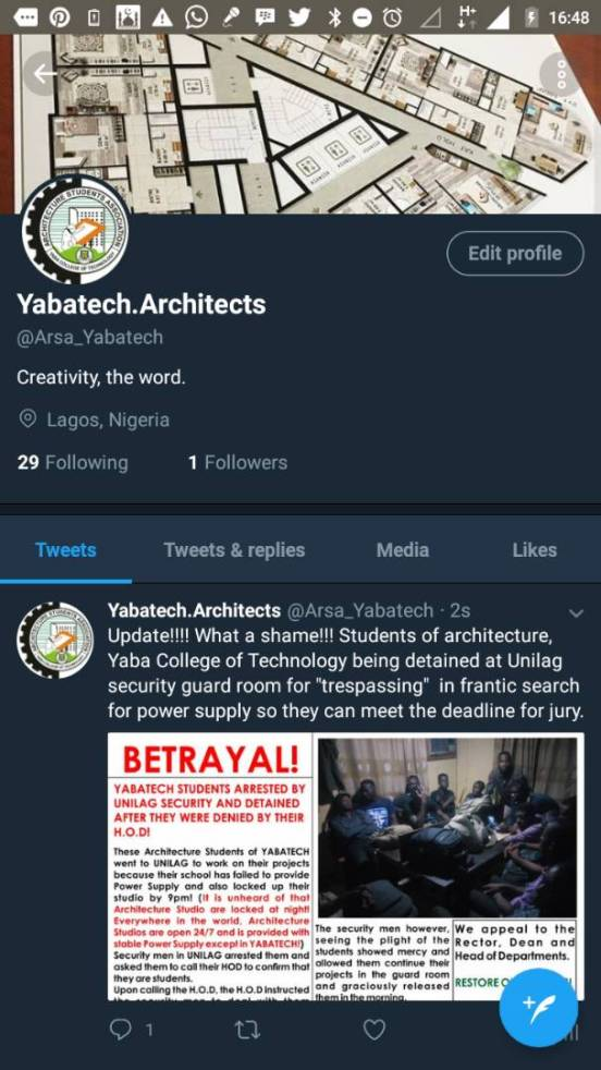 YABATECH Students Arested By UNILAG Security And Detained