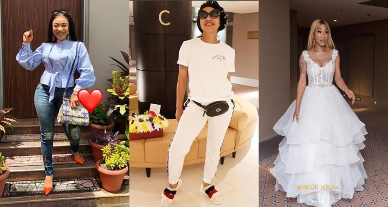 Actress Tonto Dikeh Replies Fan Who Accused Her Of Being Fake