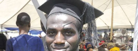 Amazing Former Drop Out Emerges Best Graduating Student