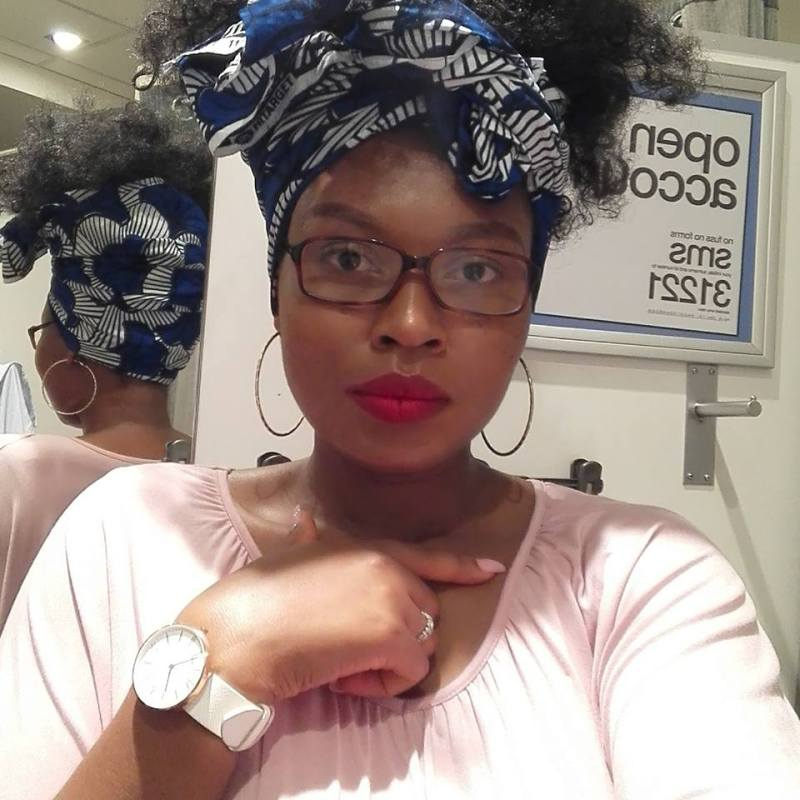 'I Am Not An Ashawo'; Lady Who Has Been Dating 3 Guys For Over Two Years. Photo