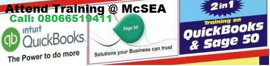 Mcsea QuickBooks Training
