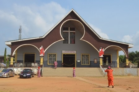 SS Peter And Paul Catholic Church Lagere Ile-Ife